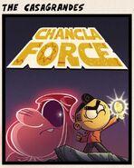 Chancla Force square