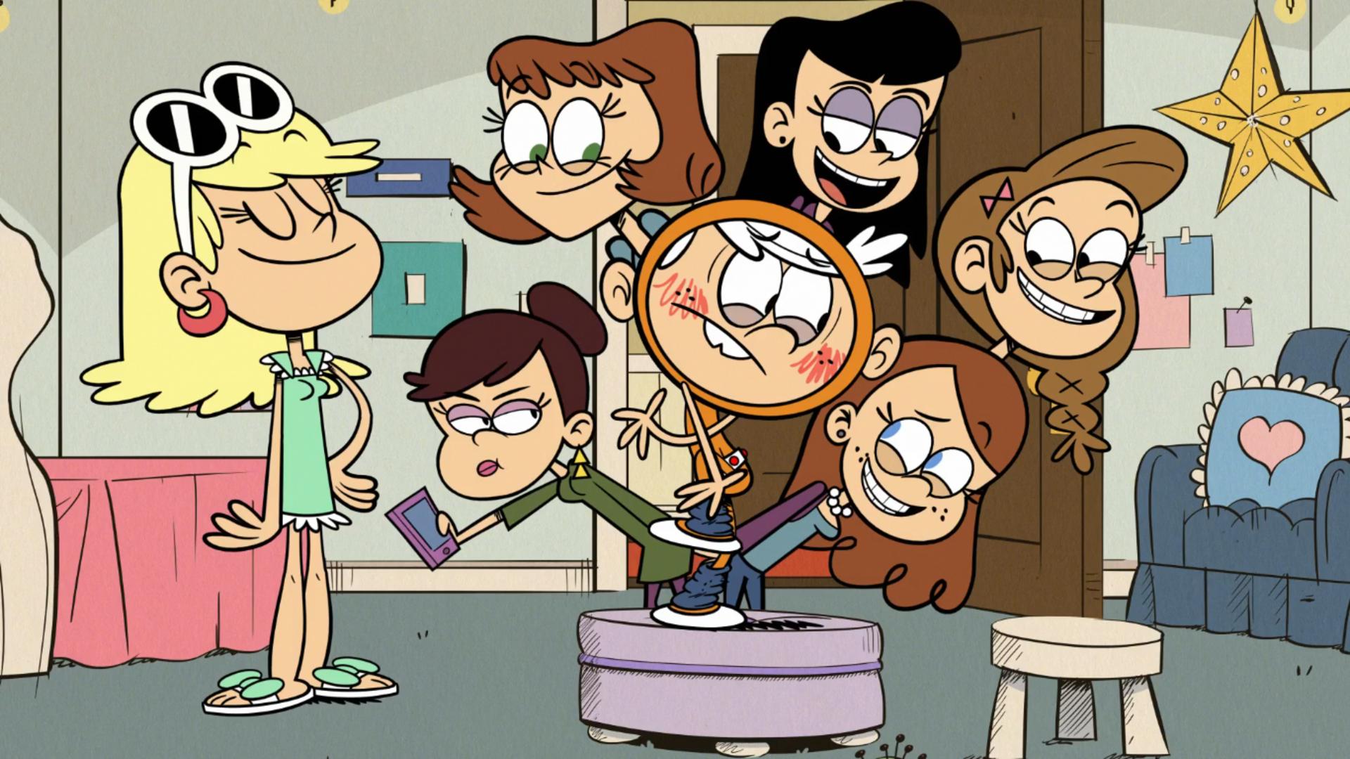 Leni's Friends