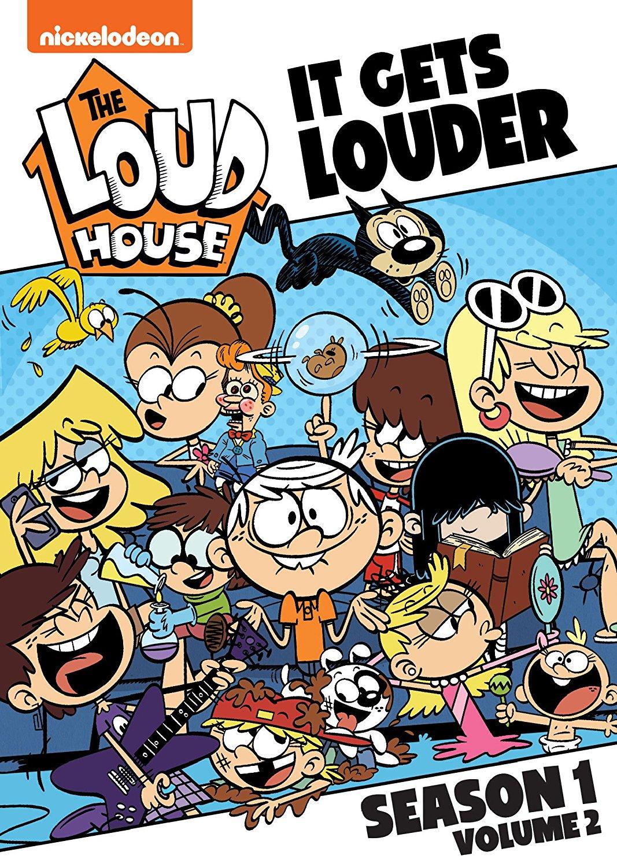 Season 1 (The Loud House)