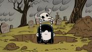 S4E21B Lucy found a skull