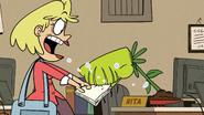S5E10B A Venus flytrap eats Rita's papers