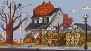 S2E24 The Loud House in Halloween
