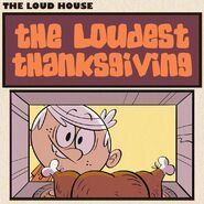 The Loudest Thanksgiving square title card