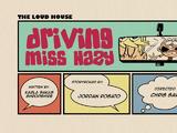 Driving Miss Hazy