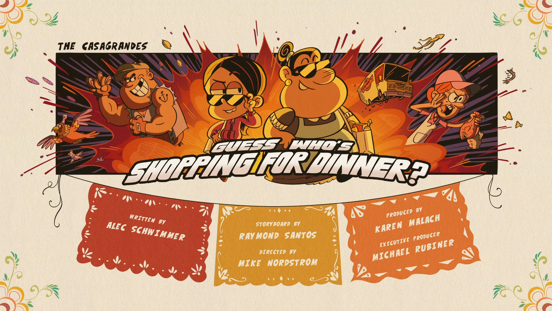 Guess Who's Shopping for Dinner   The Loud House Encyclopedia ...
