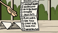 S2E09A Lincoln shows the list