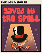 Saved by the Spell square