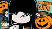 The Loud House Pumpkin Carving Interactive Guide 🎃 ! The Loud House
