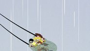 S5E18 The falling Louds are caught in the net