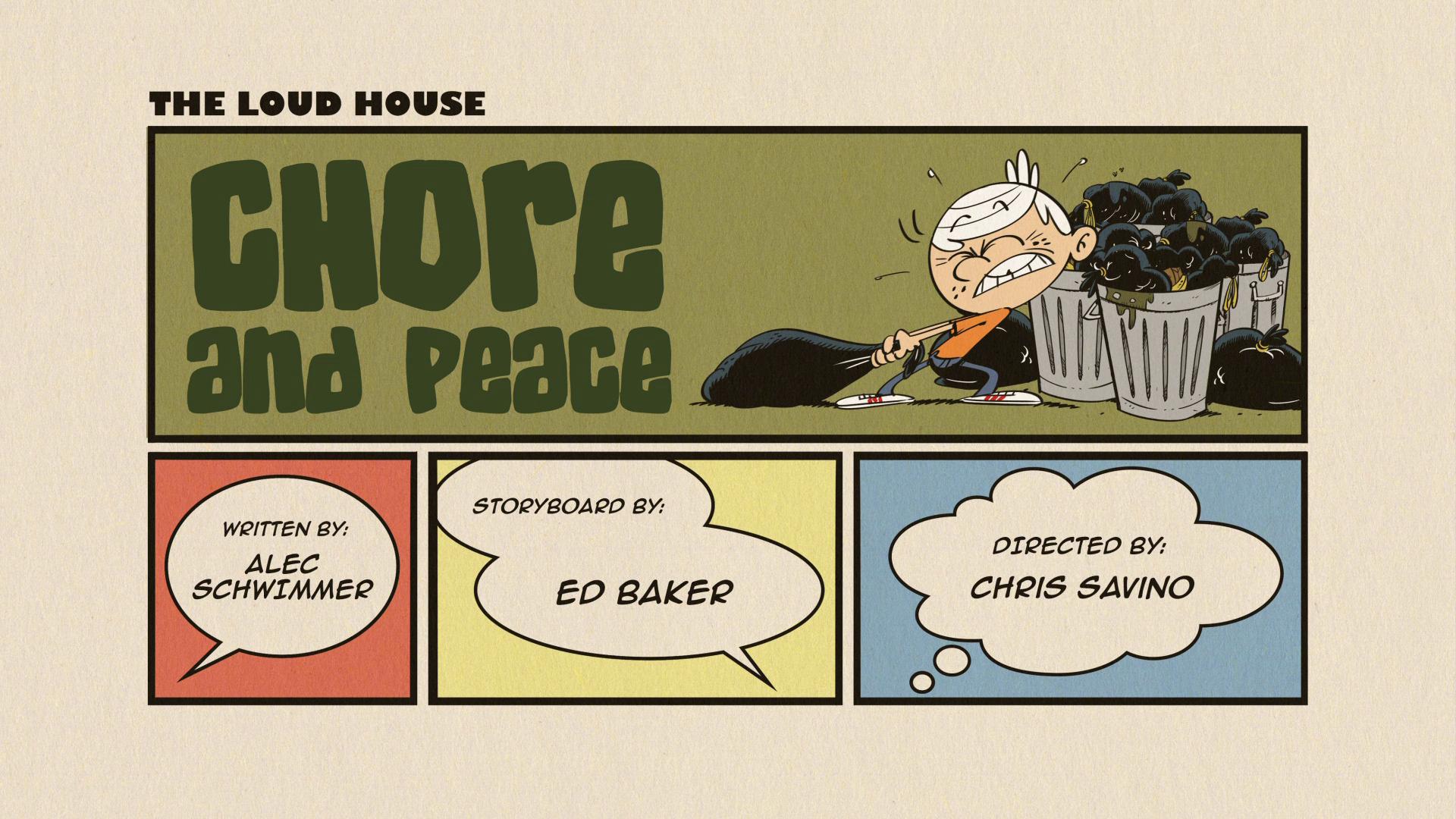 Chore and Peace