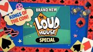 "The Loud House- ""Kings of the Con"" promo -1 - Nickelodeon"