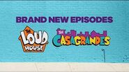 The Loud House and The Casagrandes September 18 night premieres promo - Nickelodeon
