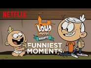 The Funniest Moments From The Loud House Movie – Netflix Futures
