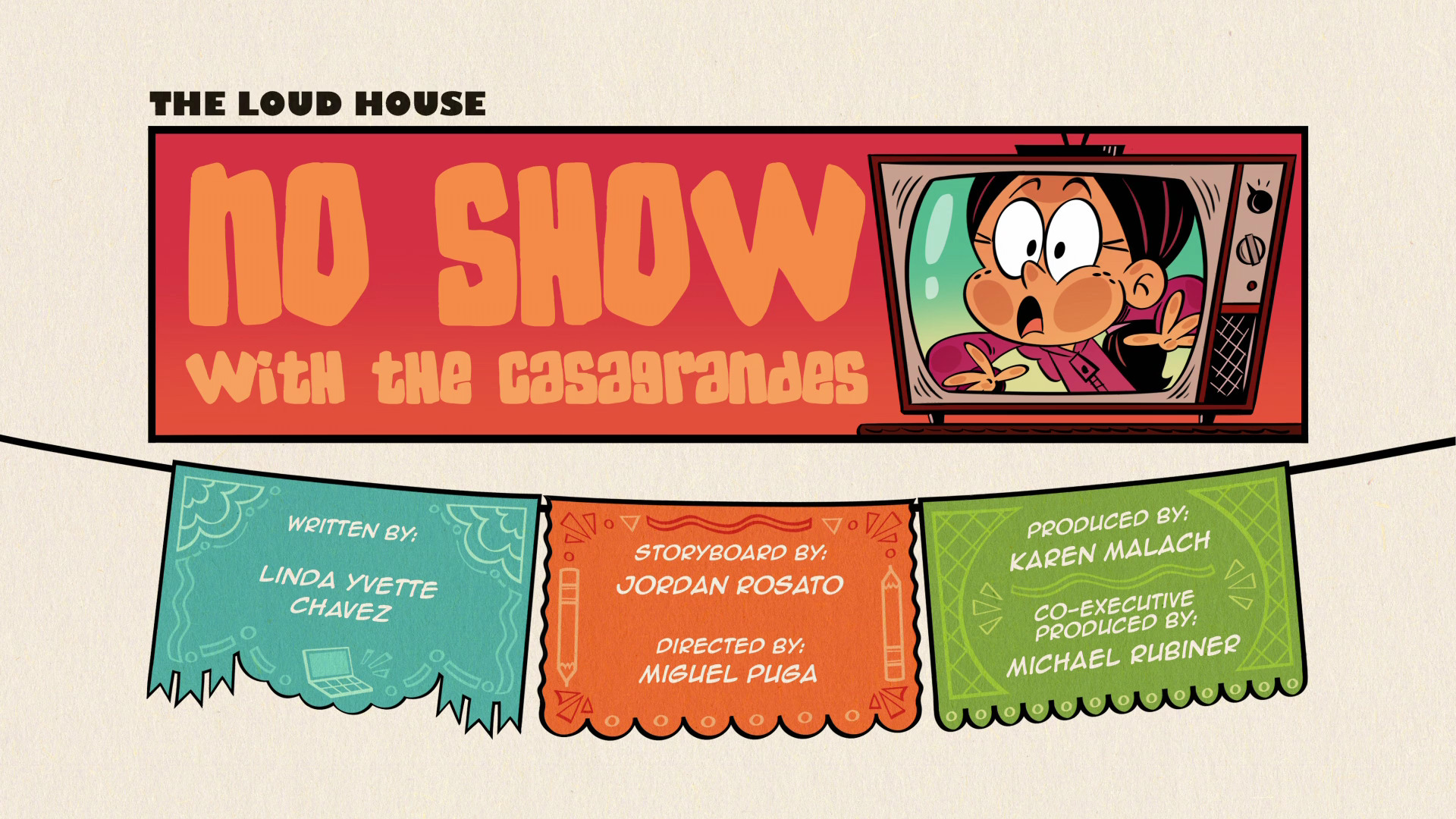 No Show with the Casagrandes