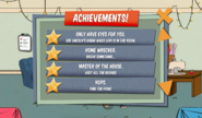 Welcome to the Loud House - Achievements