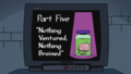 S4E11B Nothing Ventured, Nothing Brained