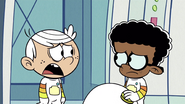 S4E9B Lincoln and Clyde disappointed