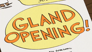 S3E26 Gland Opening