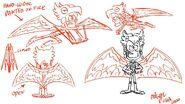 CS2E08B Bobby as El Falcone drawing 2