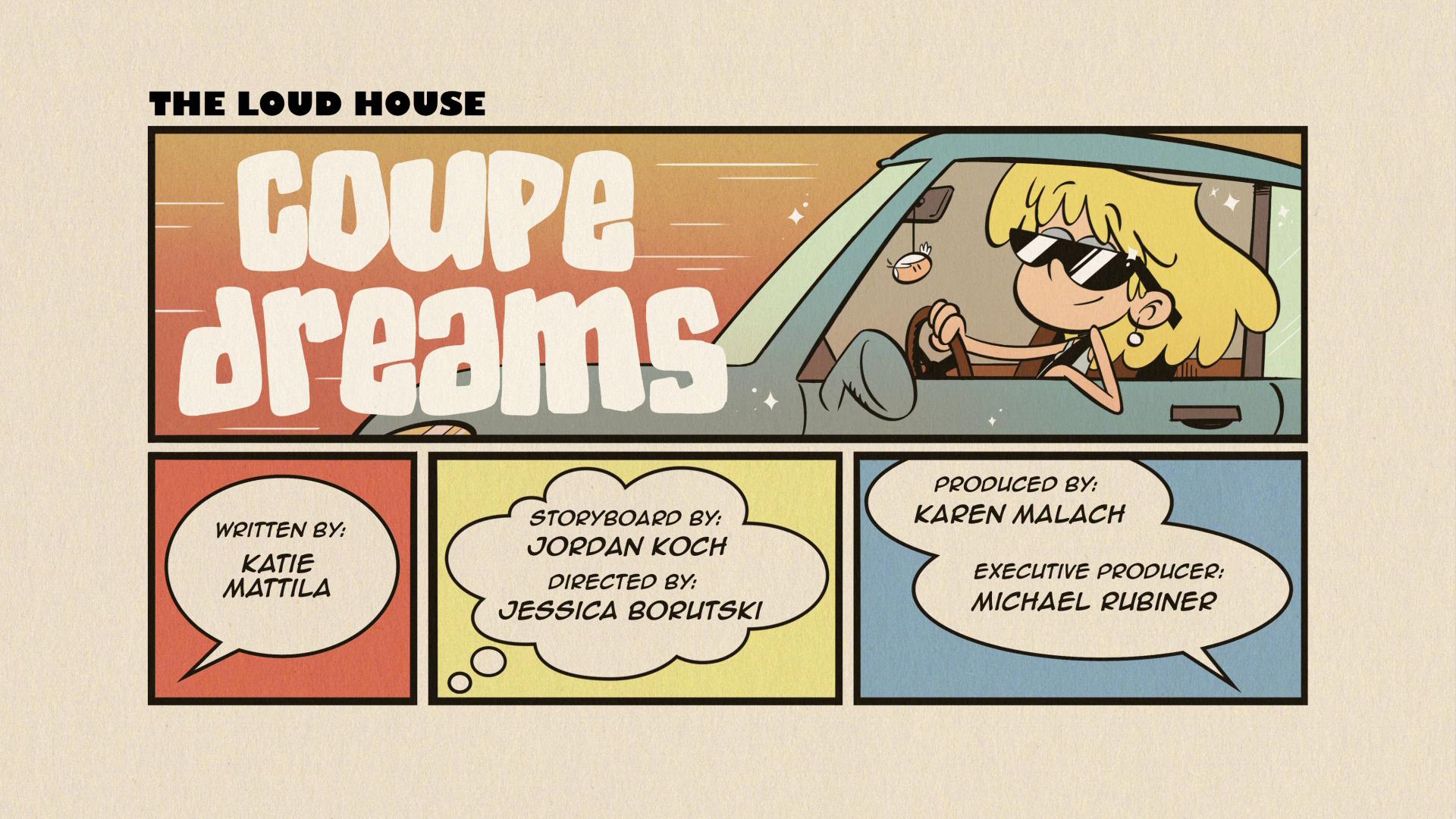 Coupe Dreams