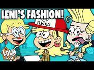 Leni Loud's Best Fashion Looks! 🌟 - The Loud House