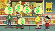 CS1E09B Carl imagining people with money bags as heads