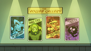 S4E13 The Rogues Gallery