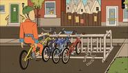 S1E10A sick bike is missing