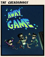 Away Game square title card