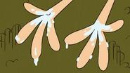 S3E22B Sweaty palms