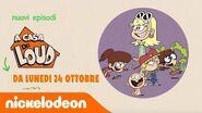 A casa dei Loud – Ripasso delle sorelle Loud – Nickelodeon Italia