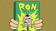 S2E23B Ron the Radioactive Boy