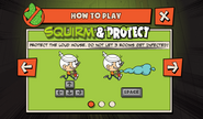 The Loud House Germ Squirmish Instructions 1