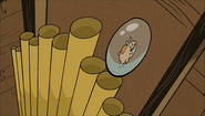 S1E17A Geo comes out of the pipe organ