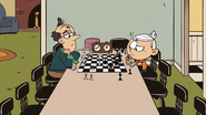 S2E25B Lincoln and Lynn Sr. playing chess
