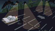 S4E12A I guess it was someone else's car