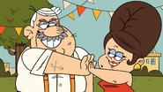 Team Pop-Pop and Gran-Gran