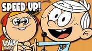 """Video Speeds Up When Someone Says """"Thanksgiving""""! The Loudest Thanksgiving The Loud House"""