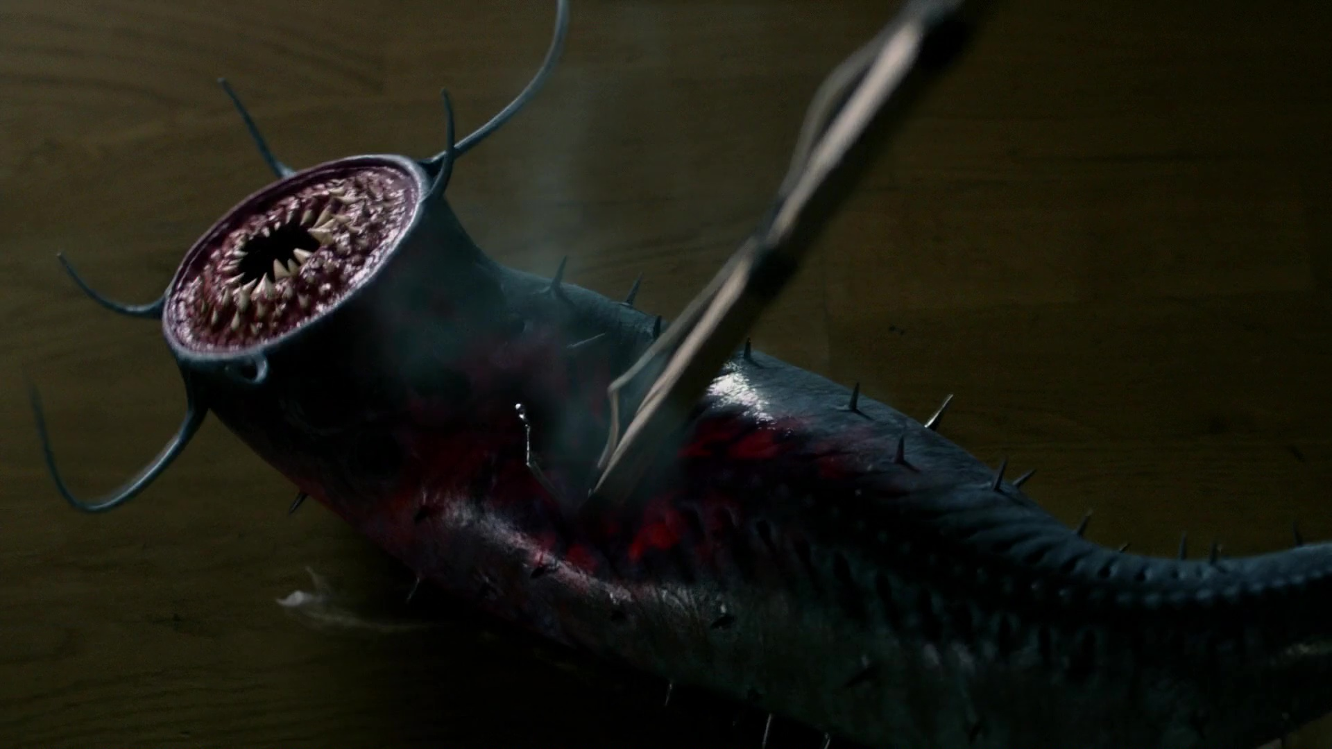Lampreys The Magicians Wiki Fandom, What Is A Lamprey In The Magicians