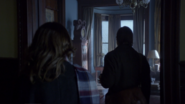 Quentin sees First Door