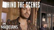 THE MAGICIANS Season 4, Episode 13 Making Magic SYFY
