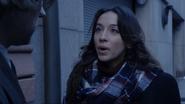 Julia yells at Quentin
