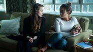 Marina visits Julia in rehab