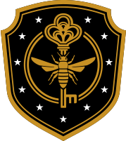 Bee and Key Transparent.png