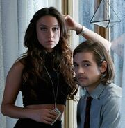 TM S1 Julia and Quentin