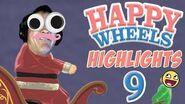 Happy Wheels Highlights 9