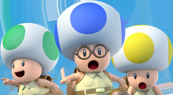 Smart Toad The Mario Fanon Wiki Fandom