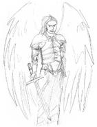 Jack in armor