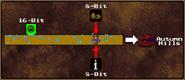 Ninja Village Map