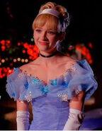 April as Cinderella